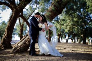 fotografia de boda, trash the dress